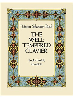 J.S. Bach: The Well-Tempered Clavier Books | Piano