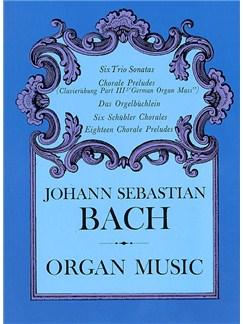 J.S. Bach: Organ Music Books | Organ