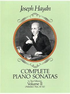 F.J. Haydn: Complete Piano Sonatas - Volume 2 Books | Piano