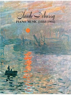 Claude Debussy: Piano Music (1888-1905) Livre | Piano