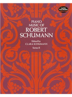 Robert Schumann: Piano Music Series II Books | Piano