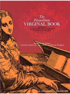 Maitland And Squire (Eds): The Fitzwilliam Virginal Book Volume 1 Books | Piano, Harpsichord