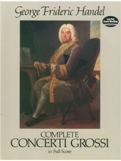 G.F. Handel: Complete Concerti Grossi Books | Orchestra