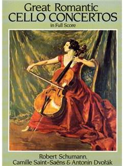 Schumann, Saint-Saens And Dvorak: Great Romantic Cello Concertos Books | Orchestra