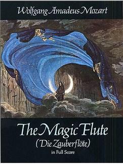 W.A. Mozart: The Magic Flute (Score) Books | Opera