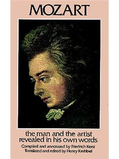 Mozart: The Man And The Artist Books |