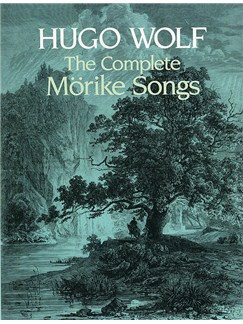 Hugo Wolf: The Complete Morike Songs Books | Voice, Piano