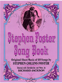 Stephen Foster Song Book Books | Voice, Piano