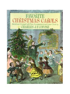 Charles J.F. Cofone (Ed): Favorite Christmas Carols Books | Voice, Piano