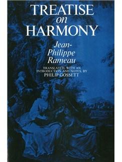 Rameau's Treatise On Harmony Books |