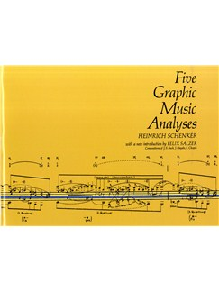 Five Graphic Music Analyses Books |