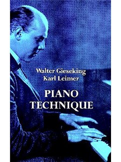 Walter Gieseking/Karl Leimer: Piano Technique Books | Piano