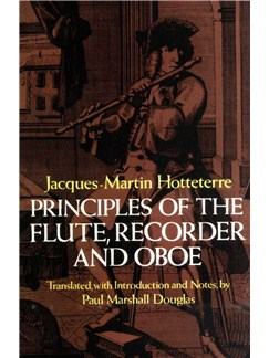 Principles Of The Flute, Recorder And Oboe Books | Flute, Recorder, Oboe