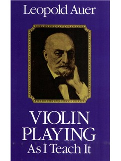 Violin Playing As I Teach It Books | Violin