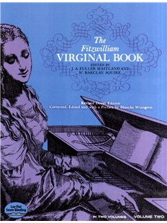 Maitland And Squire (Eds): The Fitzwilliam Virginal Book Volume 2 Books | Piano