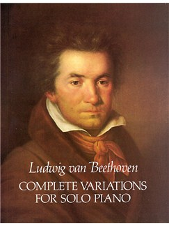 Beethoven: Complete Variations For Solo Piano Books | Piano