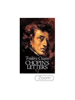 Frederic Chopin: Chopin's Letters Books |