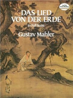 Gustav Mahler: Das Lied Von Der Erde (Dover Full Score) Books | Orchestra
