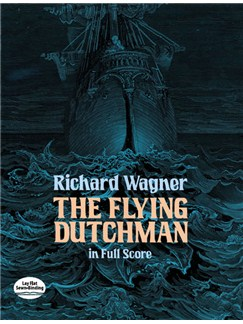 Richard Wagner: The Flying Dutchman (Full Score) Books | Orchestra