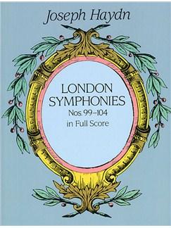 Joseph Haydn: Complete London Symphonies Nos 99-104 (Full Score) Books | Orchestra