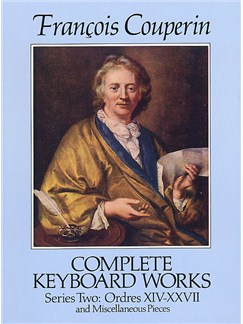 Francois Couperin: Complete Keyboard Works Series Two Books | Harpsichord, Piano