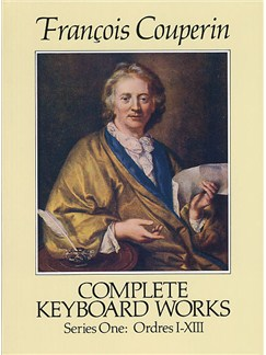 Francois Couperin: Complete Keyboard Works Series One Books | Piano, Harpsichord