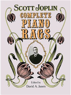 Scott Joplin: Complete Piano Rags Books | Piano