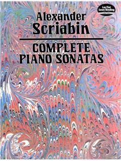 Alexander Scriabin: Complete Piano Sonatas Books | Piano
