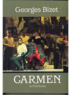 Georges Bizet: Carmen Books | Opera