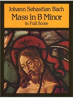 J.S. Bach: Mass In B Minor (Full Score) Books | SATB, Orchestra