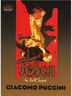 Giacomo Puccini: Tosca (Dover Full Score) Books   Opera