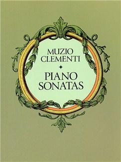 Muzio Clementi: Piano Sonatas Books | Piano