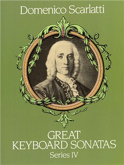 Domenico Scarlatti: Great Keyboard Sonatas Series IV Books | Piano