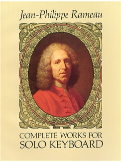 J.P. Rameau: Complete Works For Solo Keyboard Books | Harpsichord, Piano