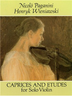 Paganini/Wieniawski: Caprices And Etudes For Violin Books | Violin