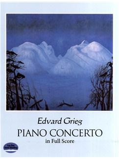 Edvard Grieg: Piano Concerto Books | Orchestra