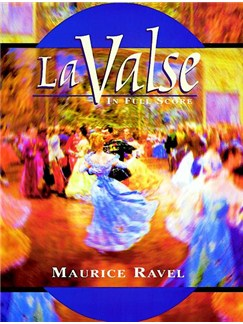 Maurice Ravel: La Valse (Full Score) Books | Orchestra