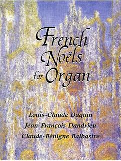 French Noels For Organ Books | Organ