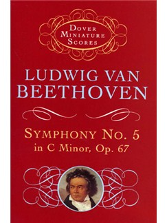 Beethoven: Symphony No. 5 In C Minor Op.67 (Miniature Score) Books | Orchestra