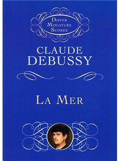 Claude Debussy: La Mer (Miniature Score) Books | Orchestra