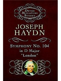 Joseph Haydn: Symphony No.104 In D Major 'London' Books | Orchestra