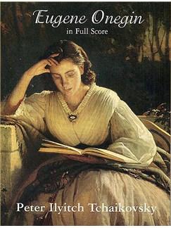 Tchaikovsky: Eugene Onegin (Full Score) Books | Opera