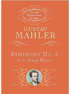 Gustav Mahler: Symphony No.5 In C Sharp Minor (1902) (Miniature Score) Books | Orchestra
