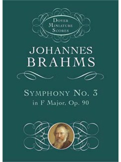 Brahms: Symphony No.3 In F Major, Op.90 Books | Orchestra