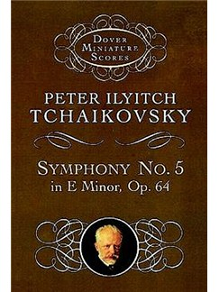 Tchaikovsky: Symphony No.5 In E Minor, Op.64 Books | Orchestral