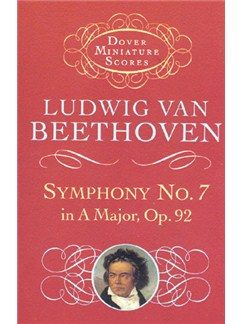 Beethoven: Symphony No.7 In A, Op.92 (Miniature Score) Books | Orchestra