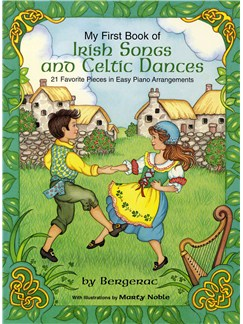 My First Book Of Irish Songs And Celtic Dances Books | Piano, Voice