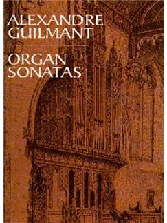 Alexandre Guilmant: Organ Sonatas Books | Organ