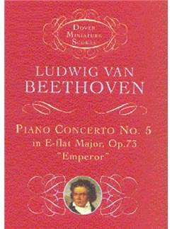 Beethoven: Piano Concerto No. 5 in E Flat 'Emperor' Livre | Piano, Orchestre