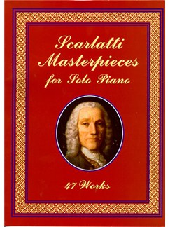 Scarlatti Masterpieces For Solo Piano Books | Piano